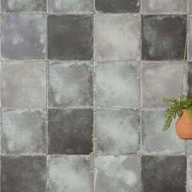 Akmens masės plytelės Lenos Grey 22,3x22,3 cm