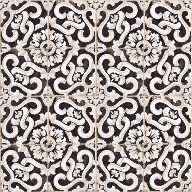 Akmens masės plytelės Lenos Mirabello 22,3x22,3 cm