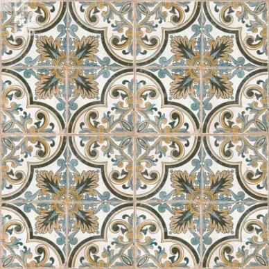 Akmens masės plytelės Lenos Trieste 22,3x22,3 cm