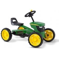 Mašinėlė vaikams BERG Buzzy John Deere