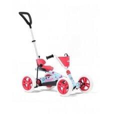Mašinėlė vaikams BERG Go-kart Buzzy Bloom 2-in-1