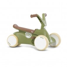 Mašinėlė vaikams BERG GO² Retro Green