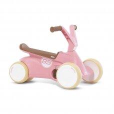 Mašinėlė vaikams BERG GO² Retro Pink