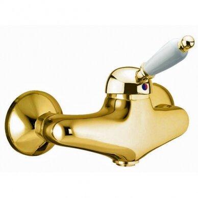 Maišytuvas dušui be dušo k-to Fiore Imperial auksas