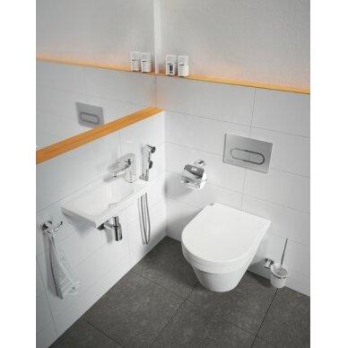 Maišytuvas praustuvui su higieniniu dušu ir laikikliu 2