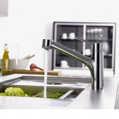Maišytuvas virtuvei Hansgrohe Talis S 2