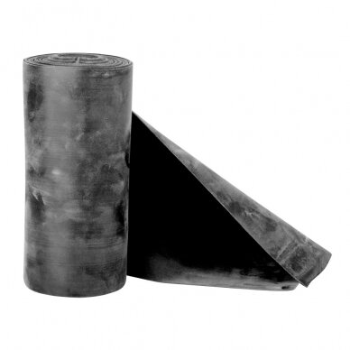 Mankštos juosta be latekso inSPORTline MorpoRoll 550cm (sunkus) 2