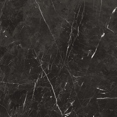 Akmens masės plytelės MARQUINIA NERO LAPPATO 60x60 ret. 3