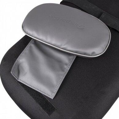 Masažinė pagalvėlė kėdei inSPORTline Chairolee 2