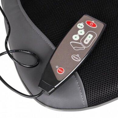 Masažinė pagalvėlė kėdei inSPORTline Chairolee 3