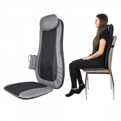 Masažinė pagalvėlė kėdei inSPORTline Chairolee 4
