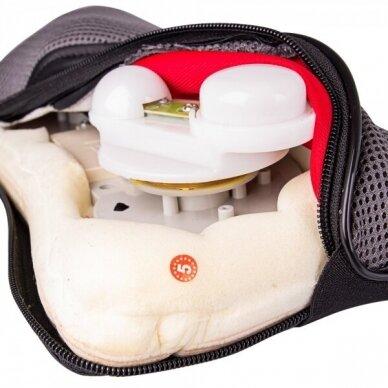 Masažinė šildanti pagalvėlė inSPORTline Cuscinetto 34x11x19cm 4