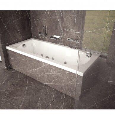 Masažinė vonia Kyma Goda 170 cm 3