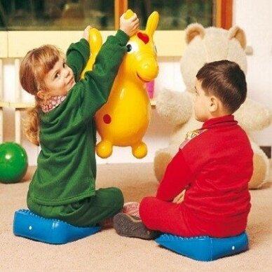 Masažuojantis kėdės pagrindas vaikui Movin'Sit Junior 3