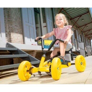 Mašinėlė vaikams 2-5m. Berg Buzzy BSX (iki 30kg/120cm) 5