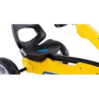Mašinėlė vaikams 2.5-6m. Berg Reppy Rider 4