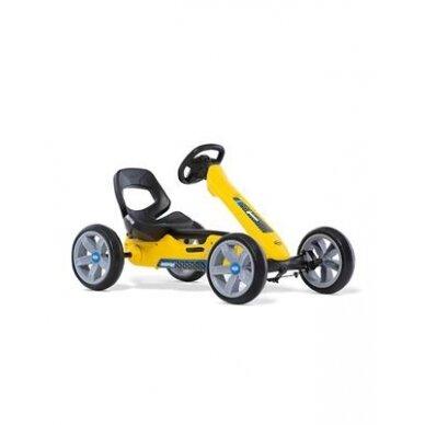 Mašinėlė vaikams 2.5-6m. Berg Reppy Rider