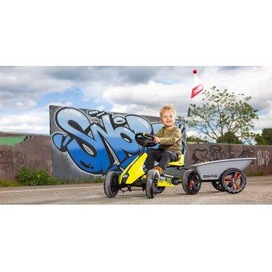 Mašinėlė vaikams BERG Buzzy Aero 3