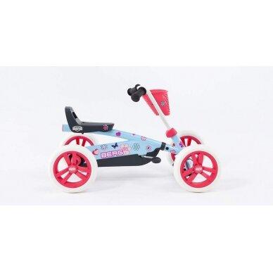 Mašinėlė vaikams BERG Buzzy Bloom 2