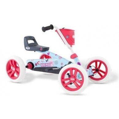 Mašinėlė vaikams BERG Buzzy Bloom 11