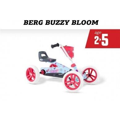 Mašinėlė vaikams BERG Buzzy Bloom 20