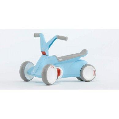 Mašinėlė vaikams BERG GO² Blue 2