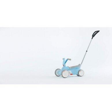 Mašinėlė vaikams BERG GO² Blue 4