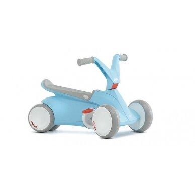 Mašinėlė vaikams BERG GO² Blue