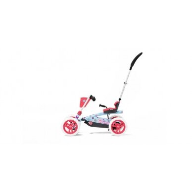 Mašinėlė vaikams BERG Go-kart Buzzy Bloom 2-in-1 2