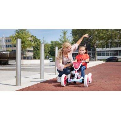 Mašinėlė vaikams BERG Go-kart Buzzy Bloom 2-in-1 8