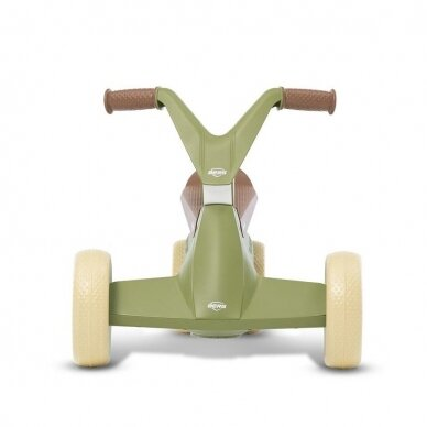 Mašinėlė vaikams BERG GO² Retro Green 2