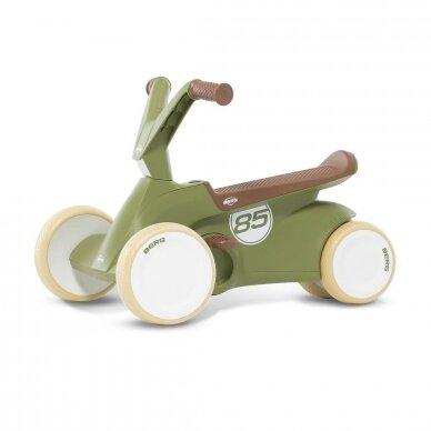 Mašinėlė vaikams BERG GO² Retro Green 3
