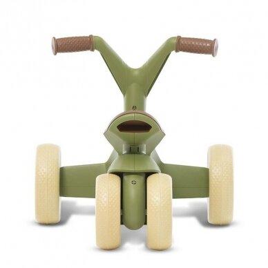 Mašinėlė vaikams BERG GO² Retro Green 4