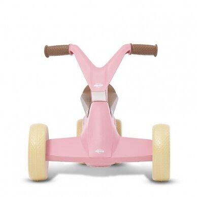 Mašinėlė vaikams BERG GO² Retro Pink 2