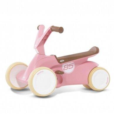 Mašinėlė vaikams BERG GO² Retro Pink 3