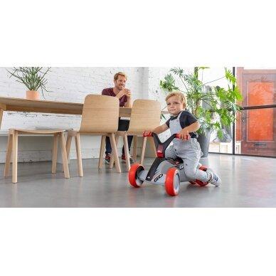 Mašinėlė vaikams BERG GO² SparX Red 4