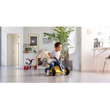Mašinėlė vaikams BERG GO² SparX Yellow 3