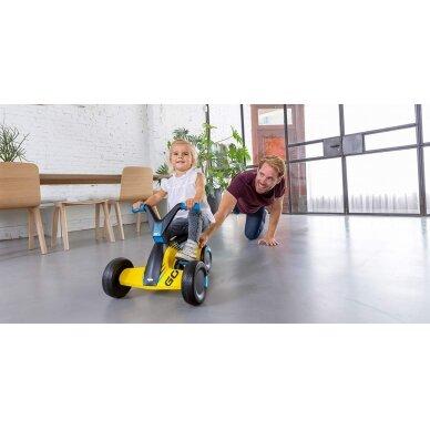 Mašinėlė vaikams BERG GO² SparX Yellow 4