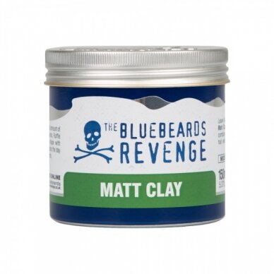 Plaukų modeliavimo molis The Bluebeards Revenge 150ml