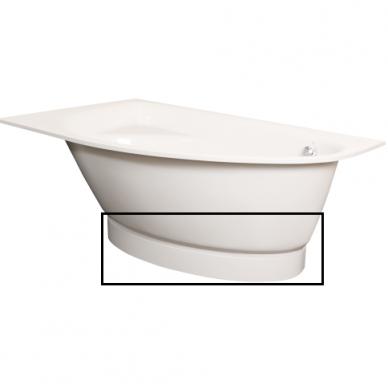 Mažas priekinis uždengimas voniai PAA Tre Grande