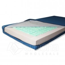 Medicininis čiužinys GRIKĖ G3 pragulų profilaktikai iš porolono segmentinis 200x90x14