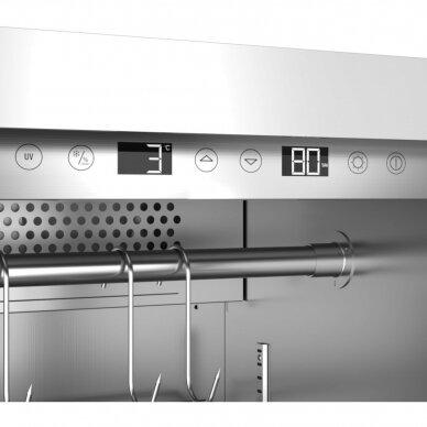 Mėsos brandinimo spinta Caso DryAged Master 125 4