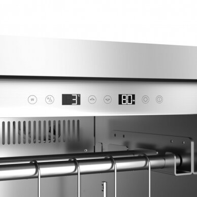 Mėsos brandinimo spinta CASO DryAged Master 380 Pro 2
