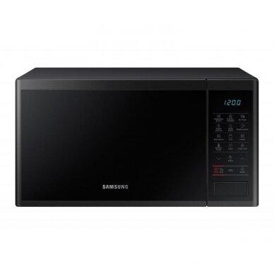 Mikrobangų krosnelė Samsung MG23J5133AK/BA