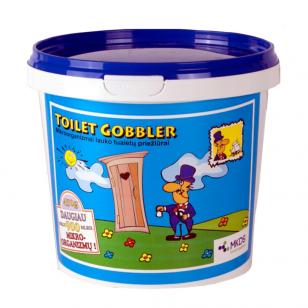 Mikroorganizmai lauko tualetų priežiūrai MKDS Toilet Gobbler 450 g