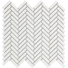 Mozaika Malla Chevron White