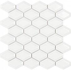 Mozaika Malla Honey Comb White