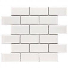 Mozaika Rock Art Brick Blanco