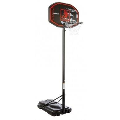 Mobilus krepšinio stovas TREMBLAY 2,3 - 3,05 m