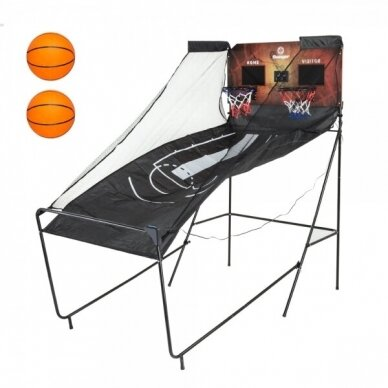Mobilus krepšinio treniruoklis inSPORTline Welch